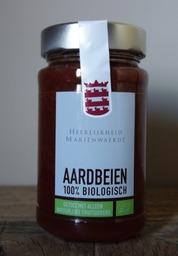 Aardbeien  100% fruit bio mw
