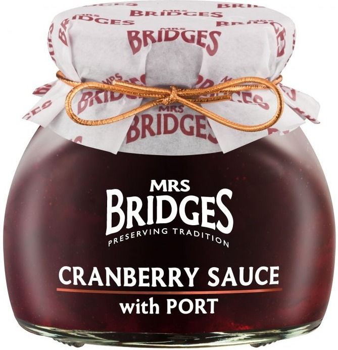 Cranberry sauce port mb 113gr
