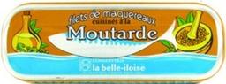 Filets maquereaux moutarde belle iloise