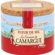 Fleur de sel Camargue