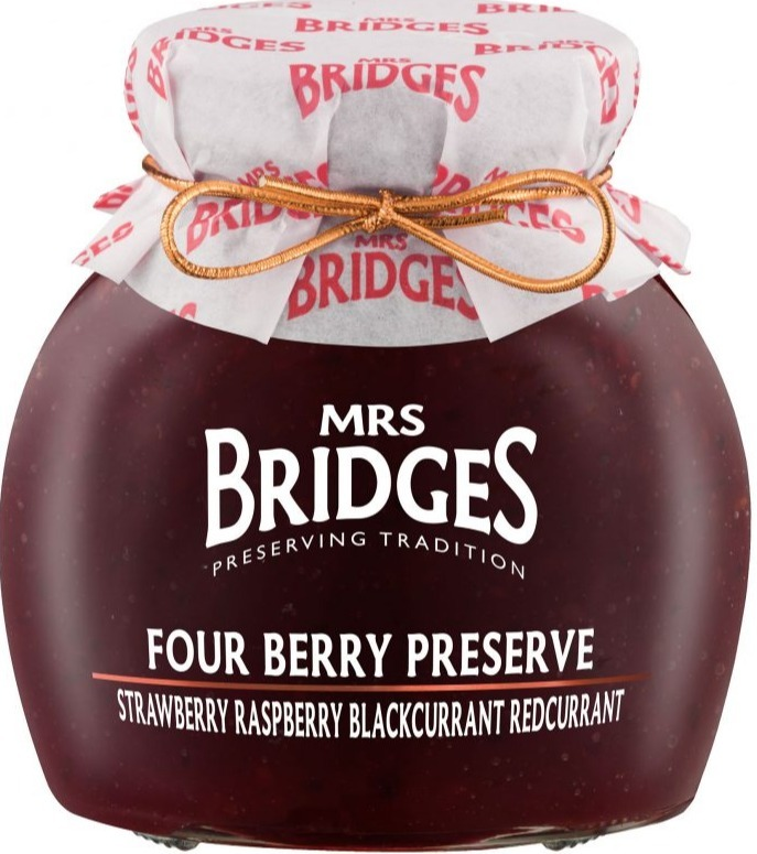 Four berry preserve mb 340 gr