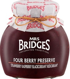 Four berry preserve mb 340 gr