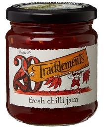 Fresh chili jam 250 gr trackle