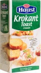 Haust krokant toast