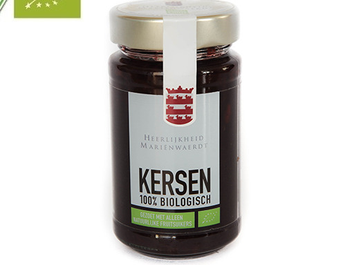 Kersen  100% fruit bio mw