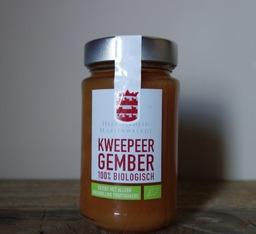 Kweepeer gember 100% fruit bio mw