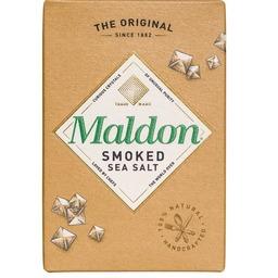 Maldom smoked sea salt