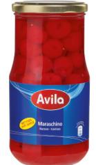 Maraschino kersen rood avila