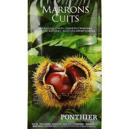 Marrons cuits ponthier