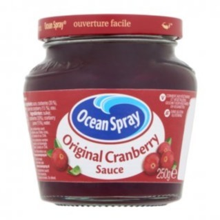 Original cranberry sauce ocean spray