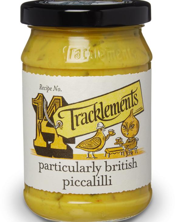 Part. Brit. Piccallily 270 gr trackle