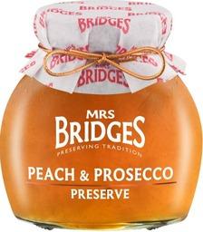 Peach prosecco preserve mb 340gr