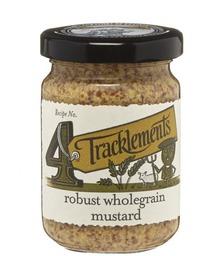 Robust wholegrain mustard 140gr track