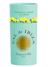 Sal ibiza pimienta verde limon