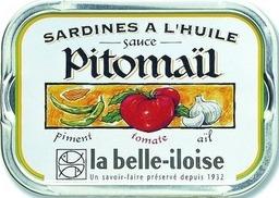Sardines a la sauce pitomail