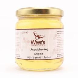 Weyns acaciahoning vloeibaar 250gr