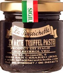Zwarte truffel pastei
