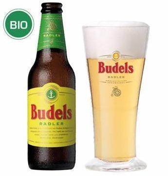Budels Radler 2,2% BIO