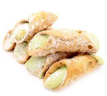 Cannoli Pistache