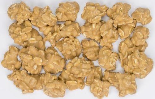 Chocolade Pindarots Caramel-Zeezout