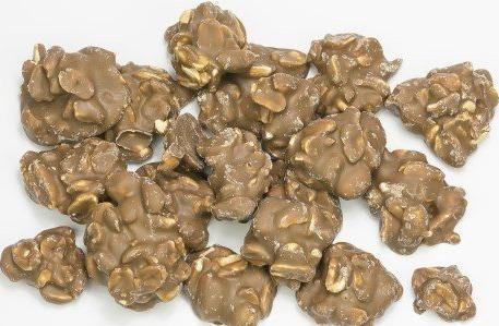 Chocolade Pindarotsen Melk