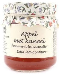 Confiture Appel-Kaneel
