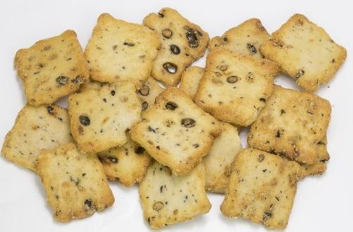 Soy Bean Crackers Teriyaki