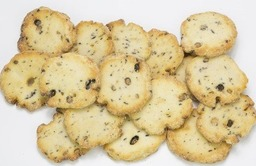 Soy Bean Crackers Naturel (Zout)