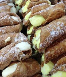 Cannoli koekjes