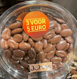 Chocolade Moccaboontjes ''Melk''