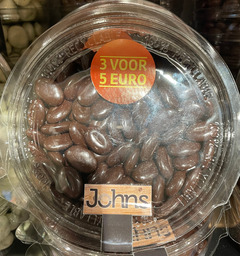 """Chocolade moccaboontjes """"puur"""""""