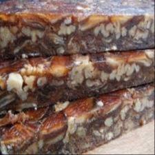 Dadel walnoot brood