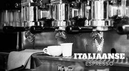 ITALIAANSE ESPRESSO