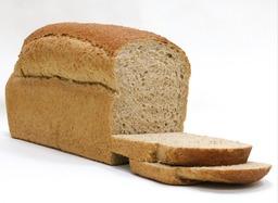 Licht bruin brood heel