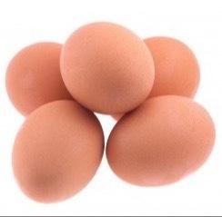 Scharrel eieren 10 st