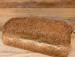 Sesam witbrood half