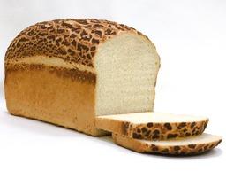 Tijger wit brood half