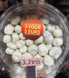 Yoghurt Rozijnen