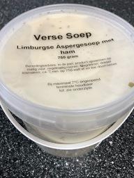 Aspergesoep, (seizoen)