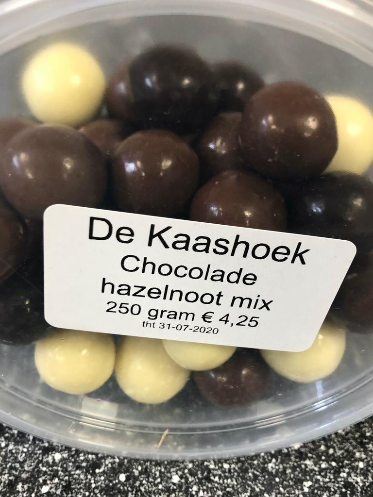 Chocoladehazelnootmix