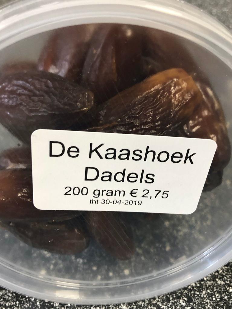 Dadels 250 gram