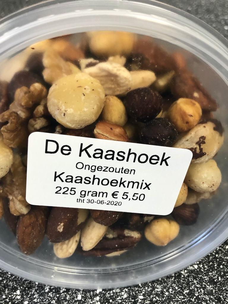 Kaashoekmix ongezouten 225 gram
