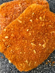 Kip-saté schnitzel