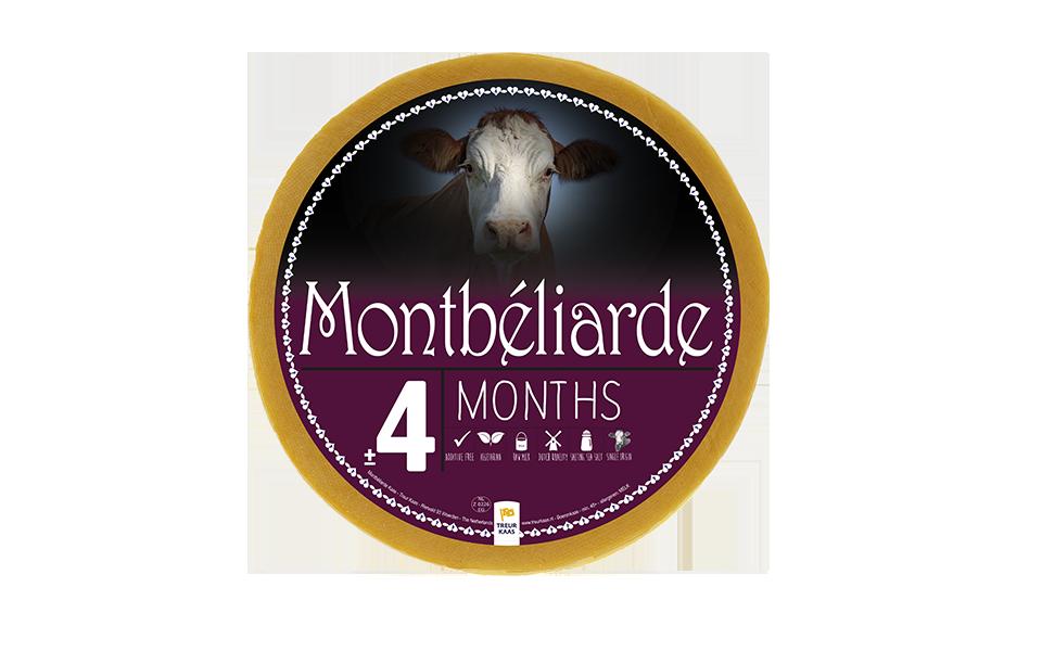 Montbéliarde 4 maanden