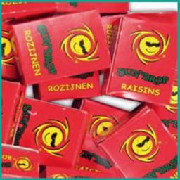Rozijnen mini pack