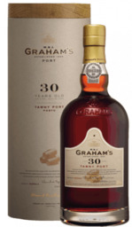 ACTIE: Graham's 30 Year Old Tawny Port (in luxe tube)