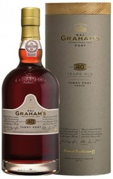 ACTIE: Graham's 40 Year Old Tawny Port (in luxe tube)