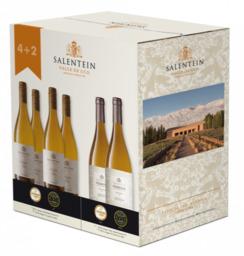 ACTIE: Mixdoos Salentein Chardonnay