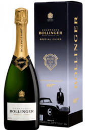 ACTIE: Bollinger Special Cuvée 007 Limited Edition (in luxe geschenkdoos)
