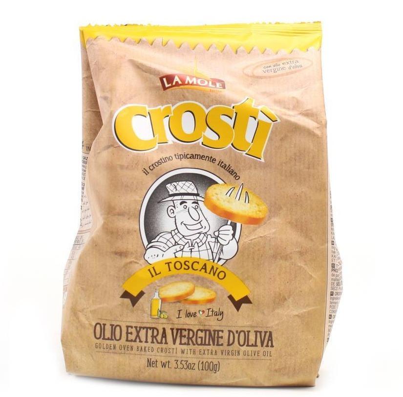 Crosti olijfolie